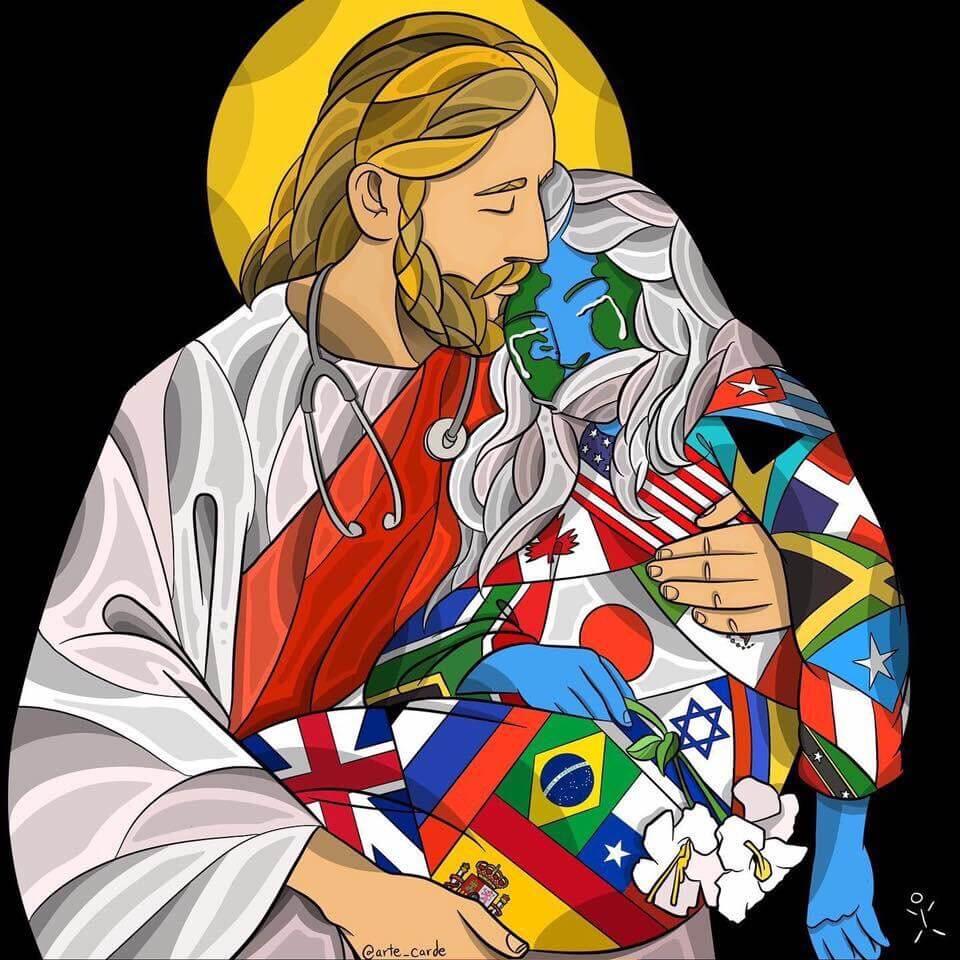 """TVs católicas exibem """"Oração do Terço"""" em prol do combate ao ..."""